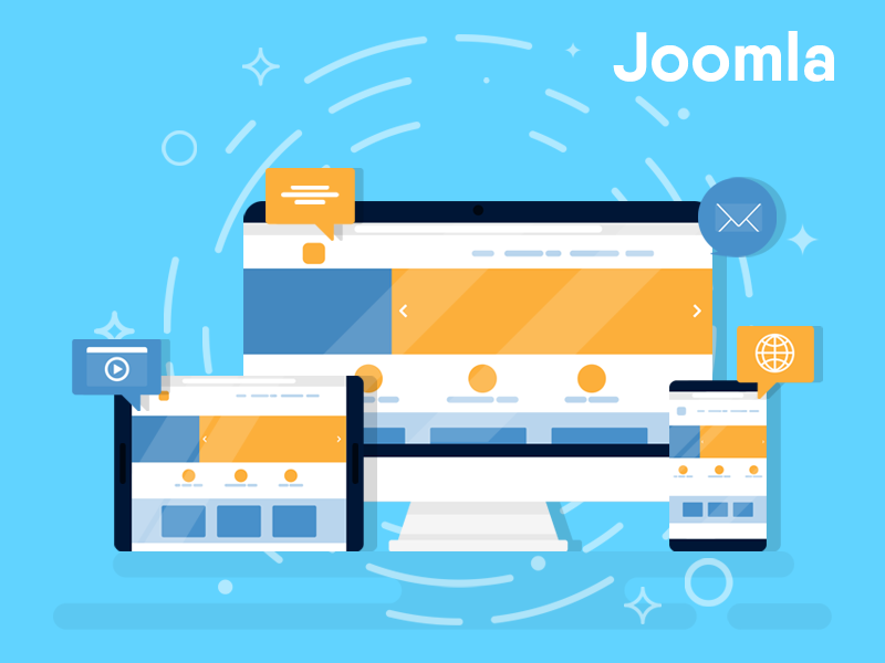 Joomla Website Development Company India