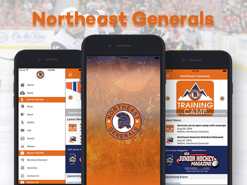 Northeast-Generals 1